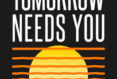 Tomorrow Needs You logo